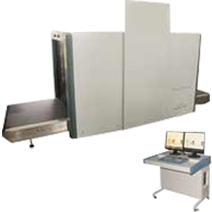 security x-ray machines